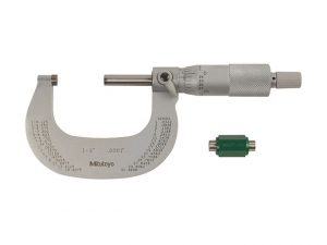 Mitutoyo 101-114  1-2 in Outside Micrometer