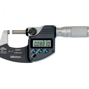 Mitutoyo 293-344-30  0-1 Coolant Proof Micrometer