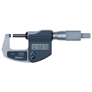 Mitutoyo 293-821-30 0-25mm Digimatic Micrometer