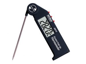 Extech 39272 Pocket Fold-Up Thermometer