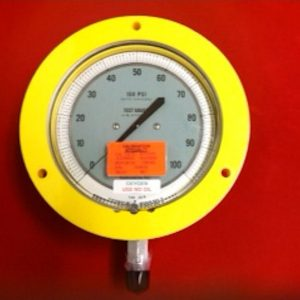 Used 3DInstruments 2554423B14GBK Oxygen Test Gauge