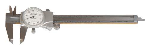 Mitutoyo 505-742 6 Dial Caliper