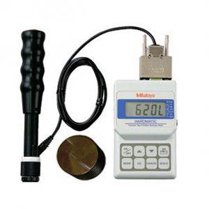 Mitutoyo 810-298 Impact Type Hardness Testing Unit
