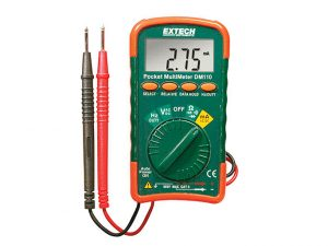 Extech DM100 Mini Pocket Multimeter