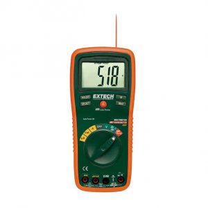 Extech EX450 Multimeter & Infrared Thermometer