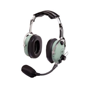 DAVID CLARK 40990G-01 OVER THE HEAD HEADSET
