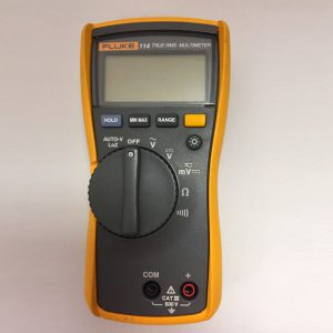 Used Fluke 114 True RMS Multimeter