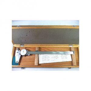 Used Mitutoyo 505-628 12 in Dial Caliper