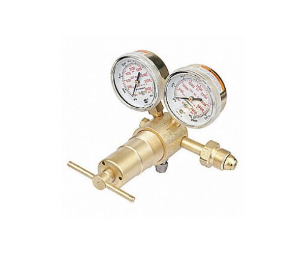VICTOR SR 4J-580 HIGH PRESSURE NITROGEN REGULATOR