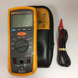 Used Fluke 1507 Insulation T/S