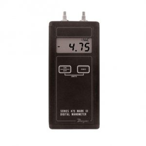 Dwyer 475 MarkIII Digital Manometer P/N 475-00-FM