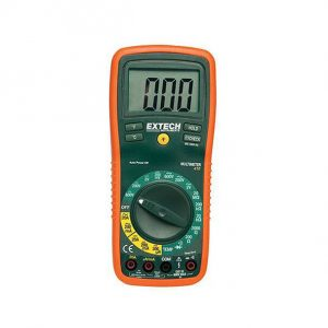 Extech EX410 8 Function Digital Multimeter