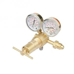 Used VictorSR 4J-580 High Press Nitrogen Regulator