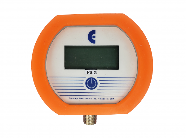 Cecomp Digital Pressure Gauge