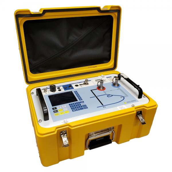 DPS 450 Air Data Test Set Open
