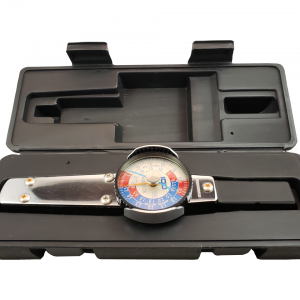 Used CDI Dial Torque Wrench Case