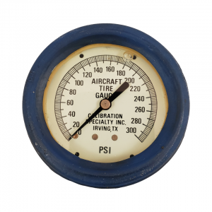 Used Calibration Specialty Aircraft Tire Gauge Gauge